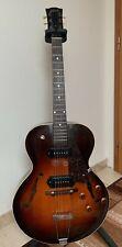 RARE Gibson ES 125 archtop electric guitar 1950's sunburst