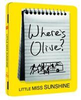 Nuovo Little Miss Sunshine Steelbook Blu-Ray
