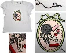 BNWT Beautiful Designer Baby DIOR Girls Top 3 Months
