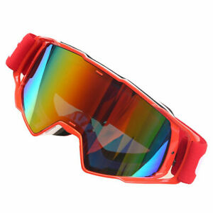 Frame Motorcycle Motocross ATV MX Dirt Bike Scooter Race Cycling Goggles Glasses