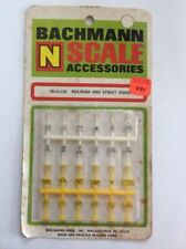Bachmann 7013 N Railroad & Street Signs