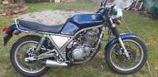 Yamaha SRX 6 seltener XT600 Abkömmling Bastler Scheunenf. Österr. Papiere