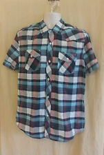 H&M Cotton Short Sleeve Casual Shirts & Tops for Men
