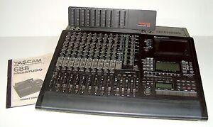 🔥【PRO REFURB】Tascam MIDIstudio 688 Cassette 8-Track Recorder/Mixer!💥GUARANTY