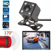 170º CMOS Car Rear View Reverse Backup Parking HD Camera Night Vision Waterproof