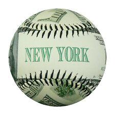 New York Ben Franklin $100 Souvenir Baseball