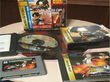 The King of Fighters Best Collection 95 96 97 SEGA Saturn SS Japan F/S