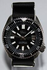 SEIKO 7002-700A Vintage Diver Watch Classic 6217 Diashock Dial Automatic