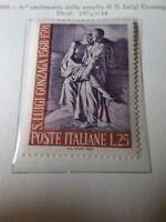 ITALIE 1968, timbre 1014, SAINT LUIGI GONZAGA, CELEBRITY, LEGROS, neuf** VF MNH