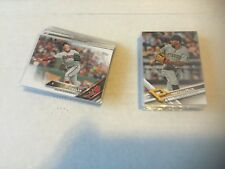 2016 2017 2018 Topps w/Inserts Complete Your Set You Pick 10 Lot