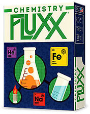Chemisty Fluxx Board Game
