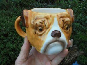 LARGE BULLDOG MUG CUP LIKE NEW