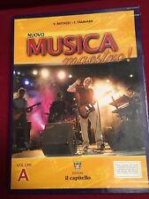 NUOVO MUSICA MAESTRO vol.A-B-C + CD audio - V.Rattazzi/F.Tàmmaro ed.il capitello