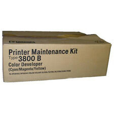 RICOH MAINTENANCE KIT 3800 B DEVELOPER Ciano Magenta Giallo, art. 400595 Nuovo!