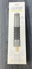 """True Fabrication SS-TRU-2971 Host AirPOP Wine Bottle Opener, Grey, 8.5"""", Gray"""