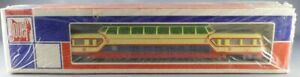 Jouef 8605 Ho Sncf Autorail Panoramique 34 T-X 4203 Eclairage Neuf Boite Celloph