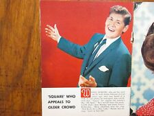 1965 N Y Journal Amer TV Mag(WAYNE NEWTON/JULIET PROWSE/JAN CROCKETT/MALA POWERS