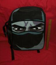 Bioworld Ninja Eyes / Snake Eyes Padded Backpack Bookbag Anime