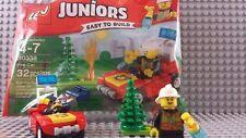 LEGO® JUNIORS FIRE CAR 30338 (Polybag) (A+/A)