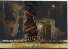 The Hobbit Desolation Of Smaug Parallel Foil Base Card #15