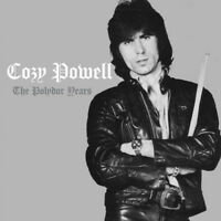 Cozy Powell : The Polydor Years: 1979-1983 CD 3 discs (2017) ***NEW***
