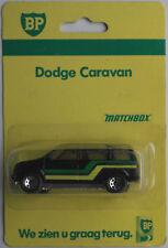 Matchbox – Dodge Caravan BP Werbung NL Neu / OVP