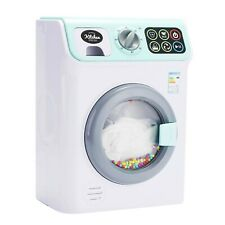 Kids Toy Play Kitchen Super Chef My First Washing Machine With Light & Sounds