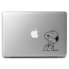 Peanuts Snoopy Shades Vinyl Decal Sticker for Macbook Air Pro Laptop Car Window