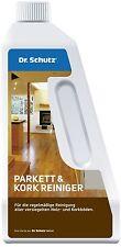 CC Dr. Schutz Parkett- & Kork- Reiniger 750 ml -- NEU -- Reiniger Bodenbeläge