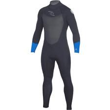 Rip Curl Men's Dawn Patrol 3/2mm Back Zip Full Wetsuit - Blue - New