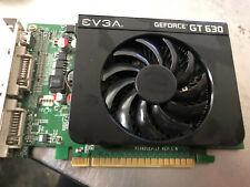 EVGA GEFORCE GT 630  2GB GDDR3 DUAL DVI MINI HDMI