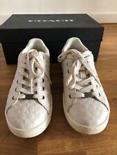 NEU COACH Damen Sneaker Gr. 37.5 - C126 CHALK
