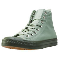 Mens Converse Chuck Taylor All Star Ii Hi Canvas Green Shoes Trainers Casual