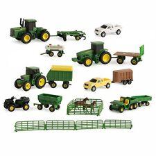 NEW John Deere 20 Piece Farm Toy Value Set,  1/64, Ages 5+  (LP64813)