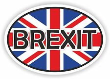 Brexit Sticker UK EU United Kingdom European Union Leave for Bumper Laptop Door
