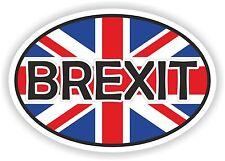 Brexit Sticker UK EU United Kingdom European Union Leave for Bumper Laptop Door