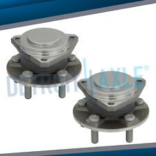 2 Front Wheel Bearing & Hub 2012-2016 Dodge Charger Challenger 300 RWD (EXC SRT)