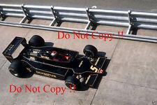 Mario Andretti JPS Lotus 79 F1 Season 1978 Photograph 4
