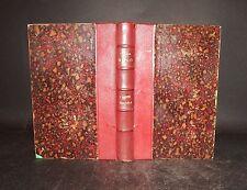 c1880 Victor Hugo L'ANNEE TERRIBLE Oeuvres Completes POESIE Poetry BINDING