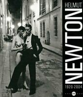 Helmut Newton (1920-2004) Exhibition Catalogue - English version (French Edit…