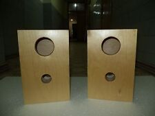 Speaker box for Fostex FE83E Bass Reflex Type Enclosure