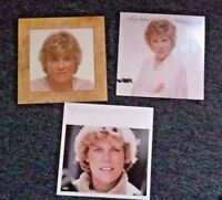 ANNE MURRAY-lot of 3 lp's-Country Collection-Somebody's Waiting-Let's Keep It..