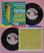 LP 45 7'' THE PEELS Juanita banana Fun germany KARATE 18 798 AT no cd mc dvd