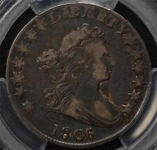 1806/5 Draped Bust Half:  O-103 Variety, PCGS VF20; nice original piece