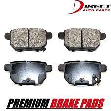 BRAKE PADS Complete Set Rear Disc Brake Pad - Super Pad Semi-Metallic P