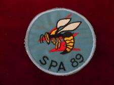 INSIGNETISSU PATCH ARMEE DE L AIR SPA 89