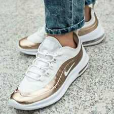 Details about Nike Air Max Axis EP (GS) Youth BV0810 100 WhiteGold UK 4.5 EU 37.5 US 5Y New