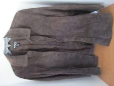 STYLE & CO.~BrownSUEDE LEATHER Lined Jacket~Women's 1X
