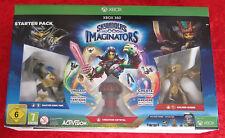 Skylanders Imaginators Xbox 360 Spiel Starter Pack, Neu-OVP