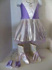 Girls ICE SKATER COSTUME WALTZ Ballet Tutu  Dance Size 3-6